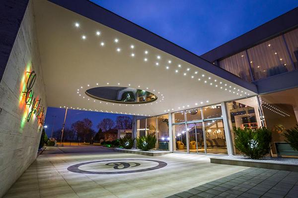 Giải pháp Chiếu sáng Khách sạn