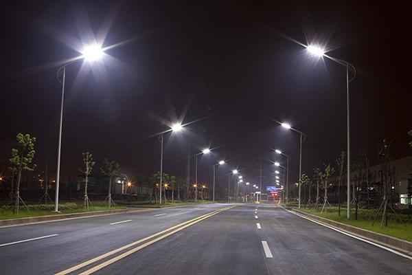 Giải pháp Chiếu sáng Đường phố