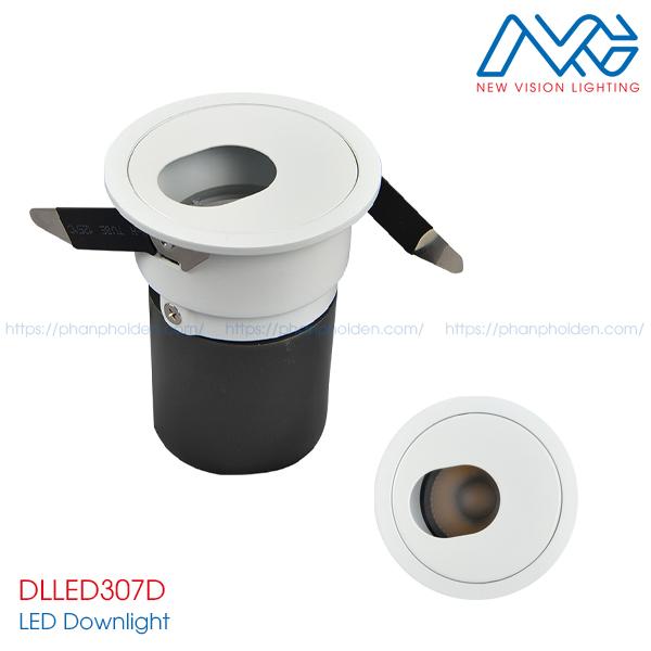 Đèn LED downlights âm trần DLLED307D