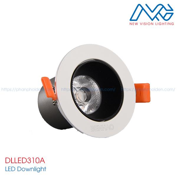 Đèn LED downlights âm trần DLLED310A