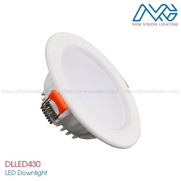 Đèn LED downlights âm trần DLLED430