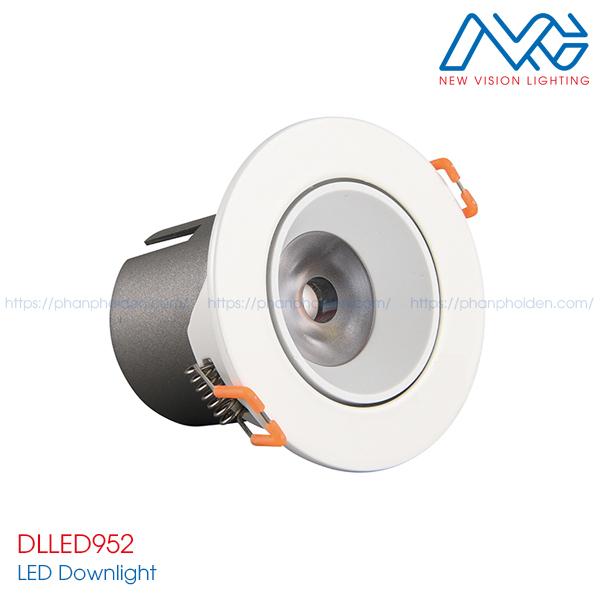 Đèn LED downlights âm trần DLLED952