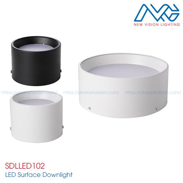 Đèn LED downlight gắn nổi SDLLED102